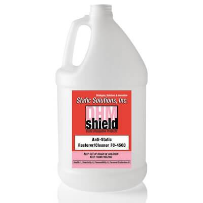 1 Gallon (4 Gallons per case) ESD floor cleaner