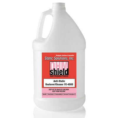 1 Gallon (4 Gallons per case) ESD floor cleaner