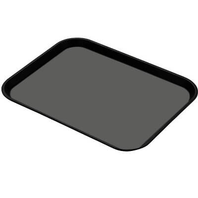 """Grey ESD Tray Liner anti static offered in 16"""" x 24"""" standard size. Custom tray liners are available please ask for a quote."""