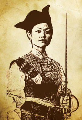 The Badass Lady Pirates of History (1/6)