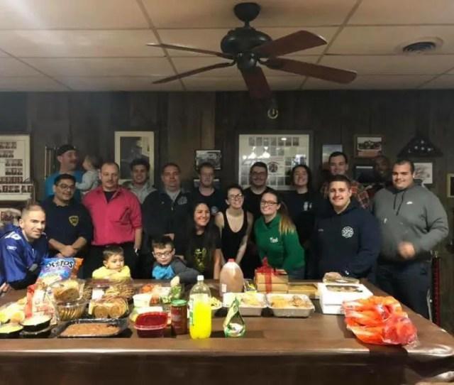 Firehouse Family Thanksgiving Dinner