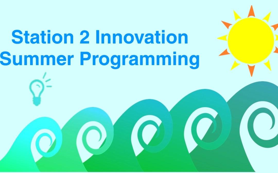 Summer Programming Session for Student Entrepreneurs