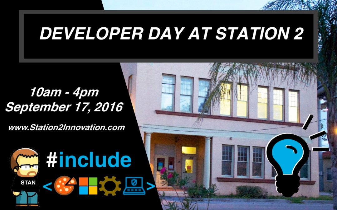 Dev Day at Station 2 Innovation