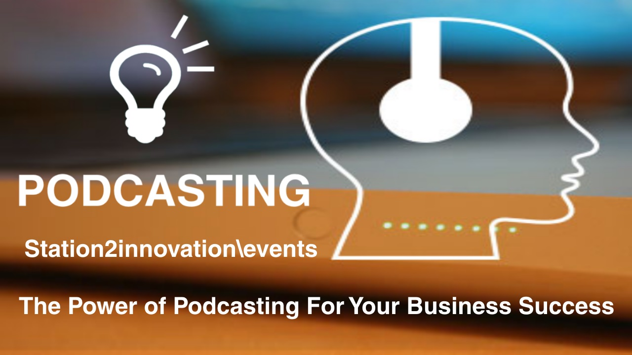 The Power of Podcasting & Your Business