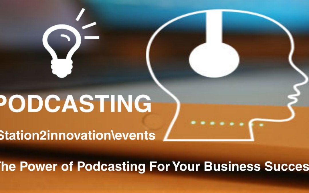 Network & Learn – The Power of Podcasting & Your Business with Chris Krimitsos