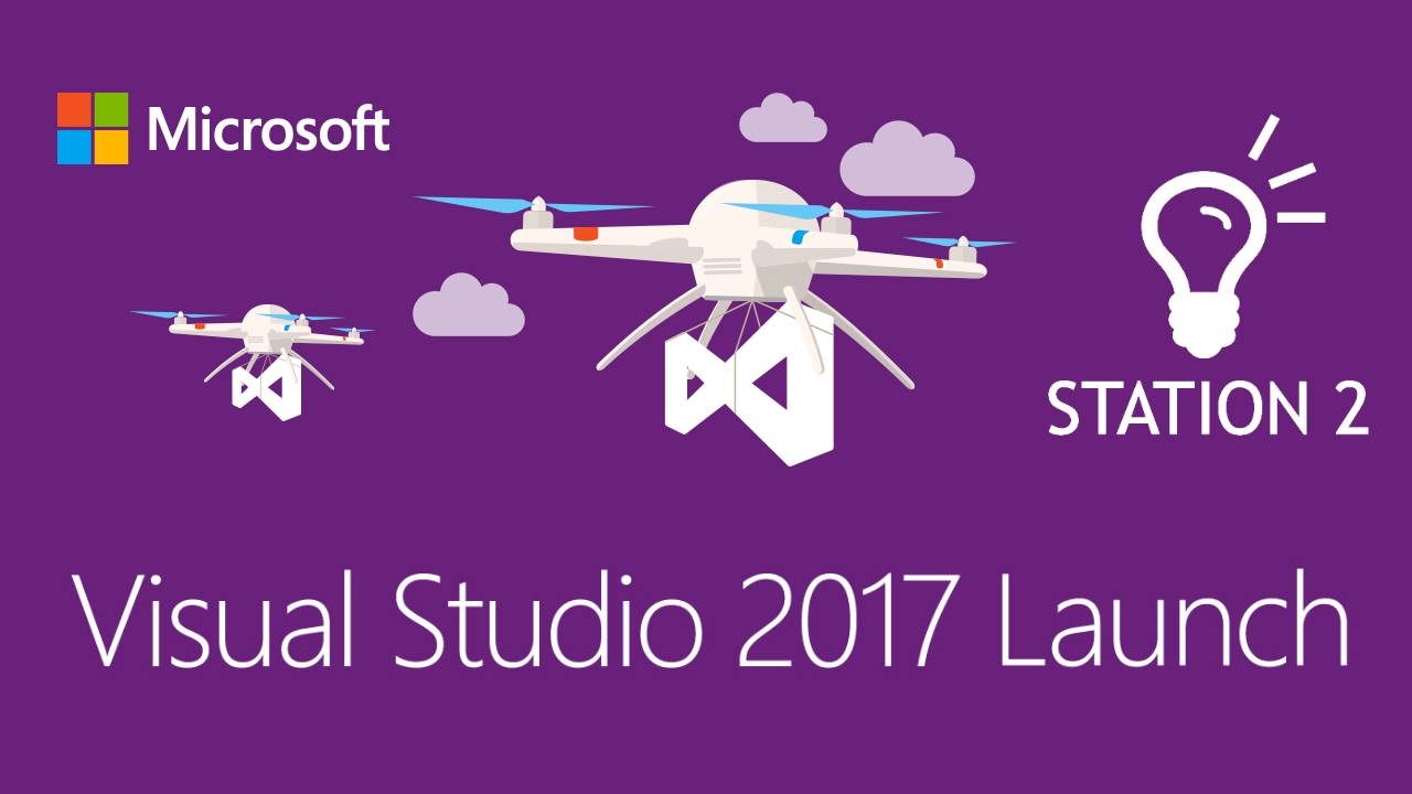 Microsoft Visual Studio 2017 Launch Event Bradenton