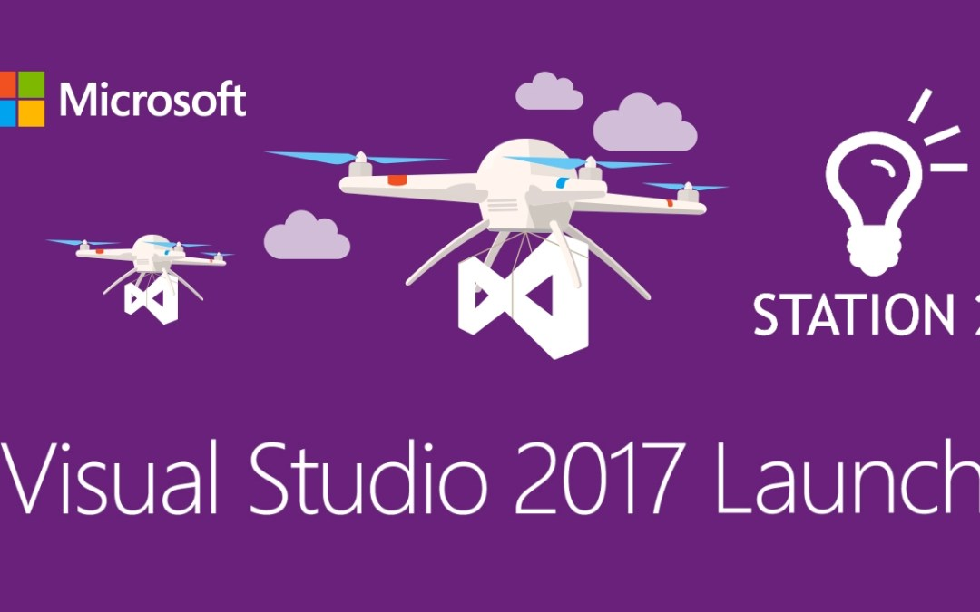 Network & Learn – Microsoft Visual Studio 2017 Launch Event