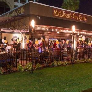 Mattisons City Grille
