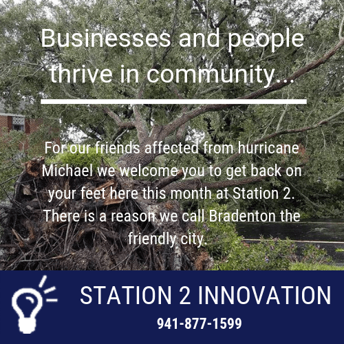 Station 2 Innovation Opens Its Doors to Florida Panhandle Businesses