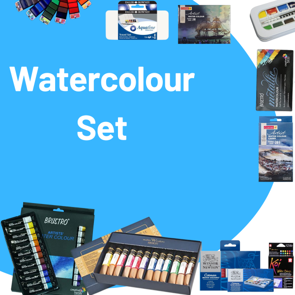 Watercolour Set