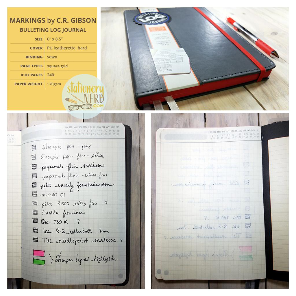 StationeryNerd_Markings Journal Review