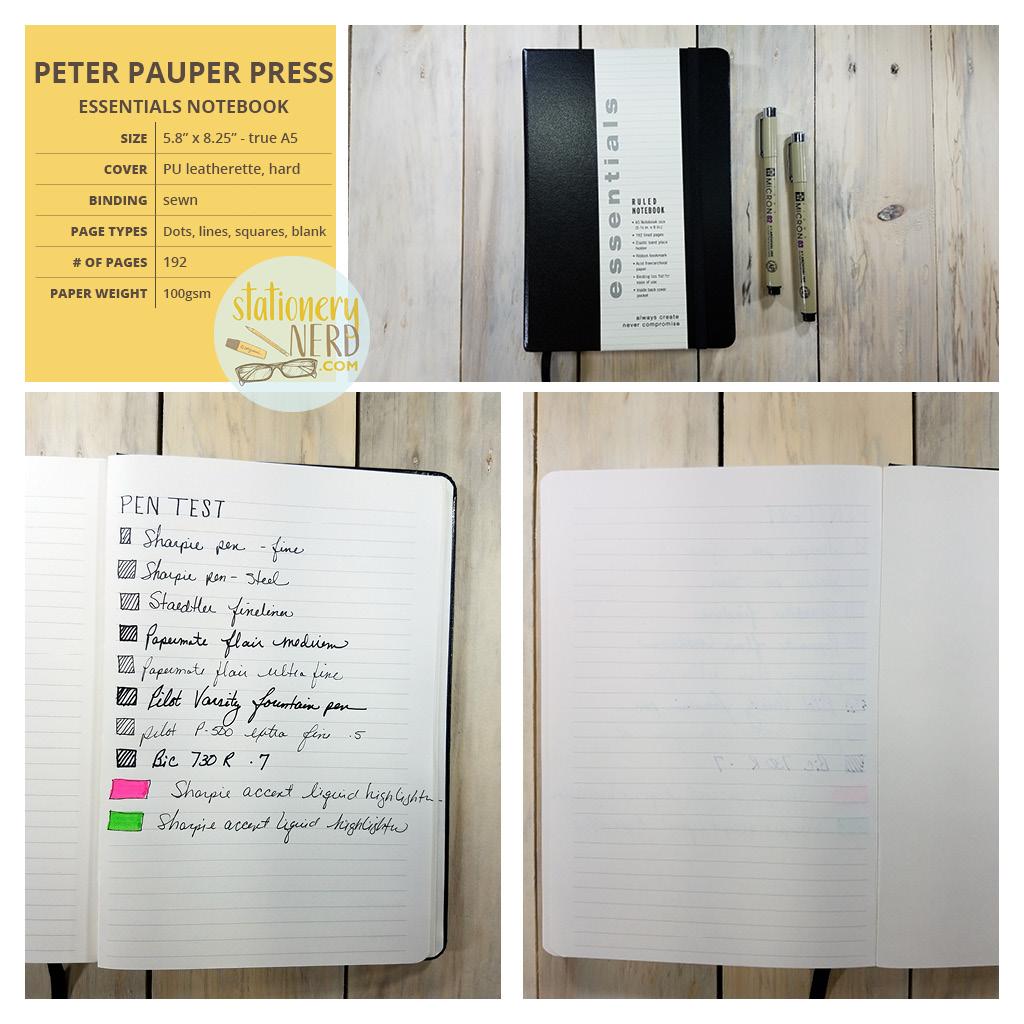 StationeryNerd_Peter Pauper Press Journal Review