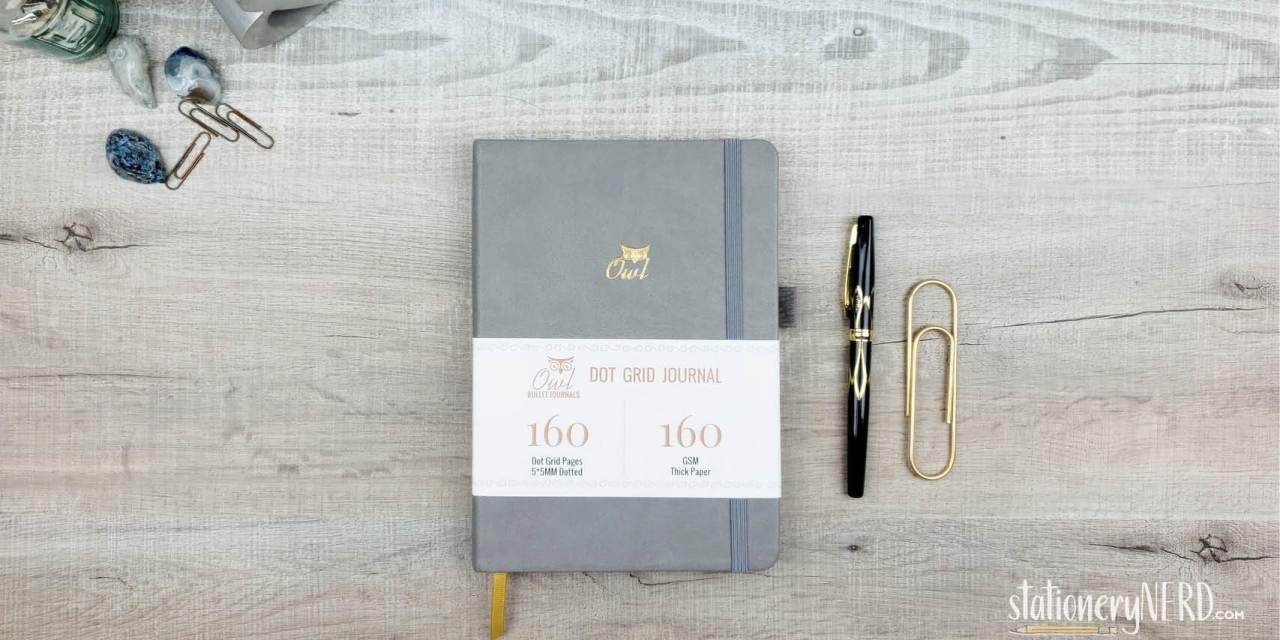 Buke Notebooks 160gsm Journal Review