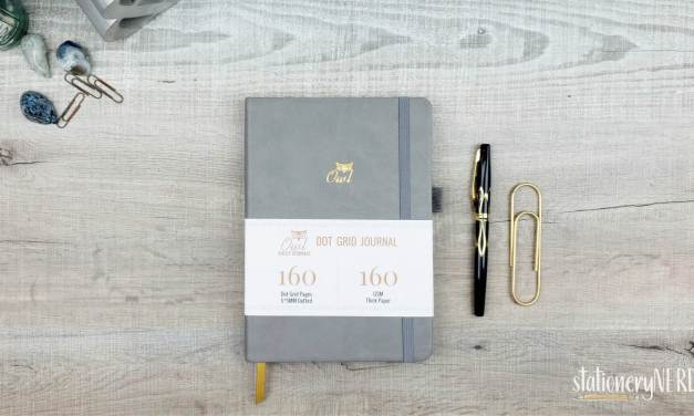 Buke Notebooks 160gsm Journal Review