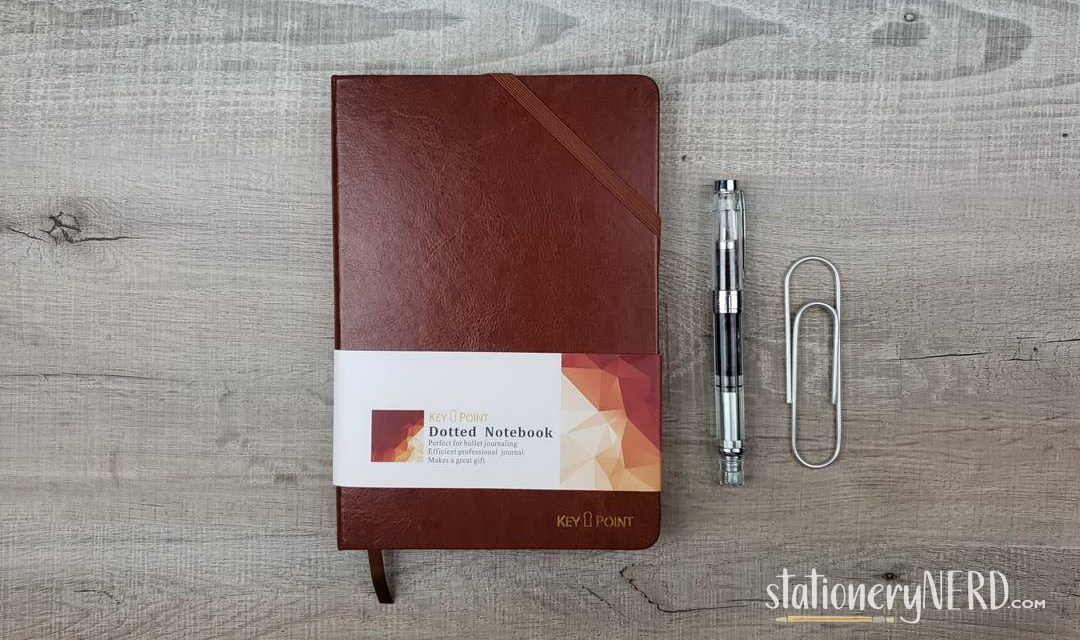 KEY POINT | DOTTED NOTEBOOK