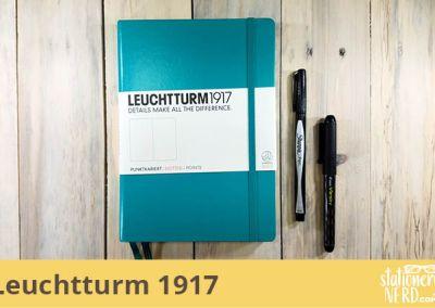 Leuchtturm 1917 Dotted Bullet Journal