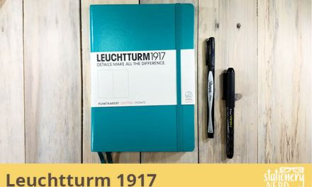 Leuchtturm 1917 Dotted Bullet Journal