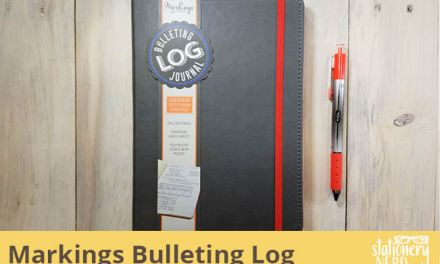 Markings Bulleting Log Journal