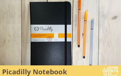 Picadilly Essential Notebook