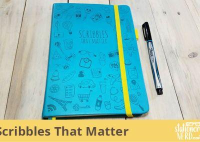 Scribbles That Matter