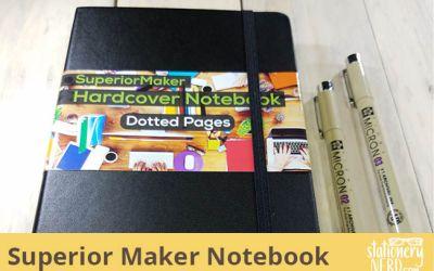 Superior Maker Essentials Notebook