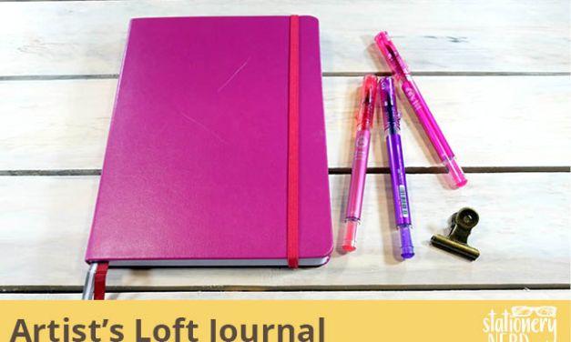 Artist's Loft Hardcover Journal