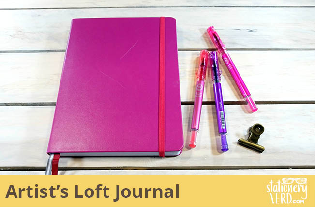 Artist's Loft Hardcover Journal