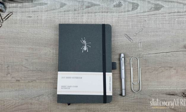 QiHeng 160gsm Journal Review