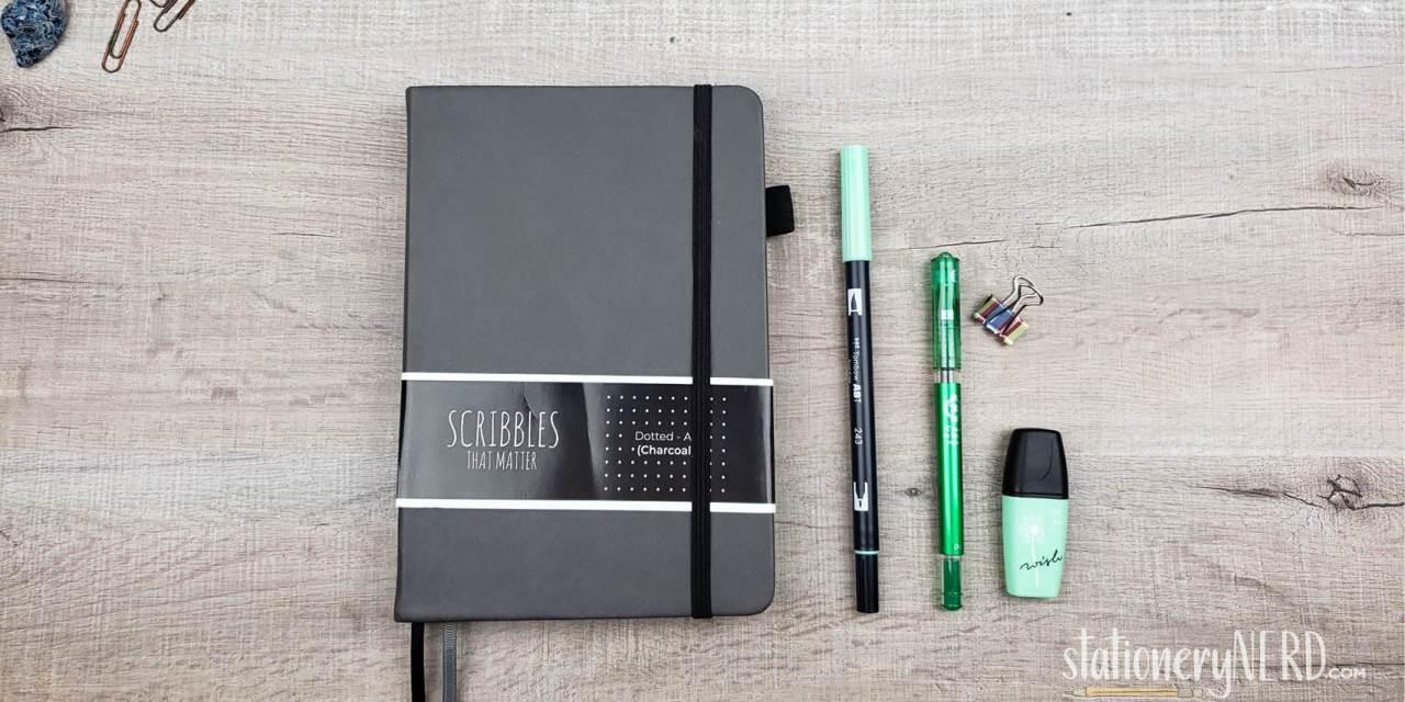 Scribbles That Matter 160gsm Journal Review