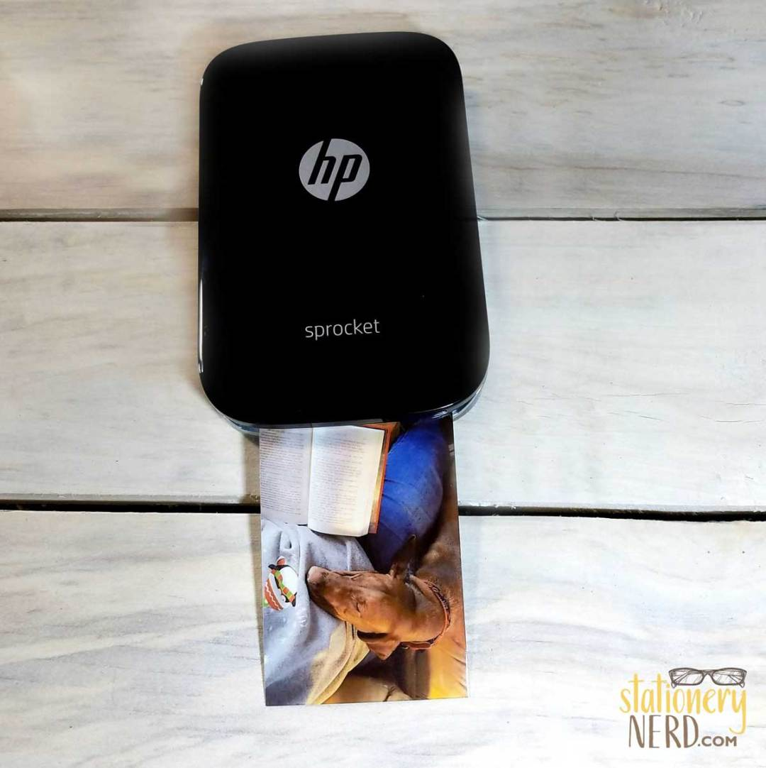 HP Sprocket_Stationery Nerd