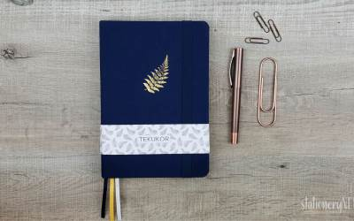 Tekukor 160gsm Dotted Notebook Review