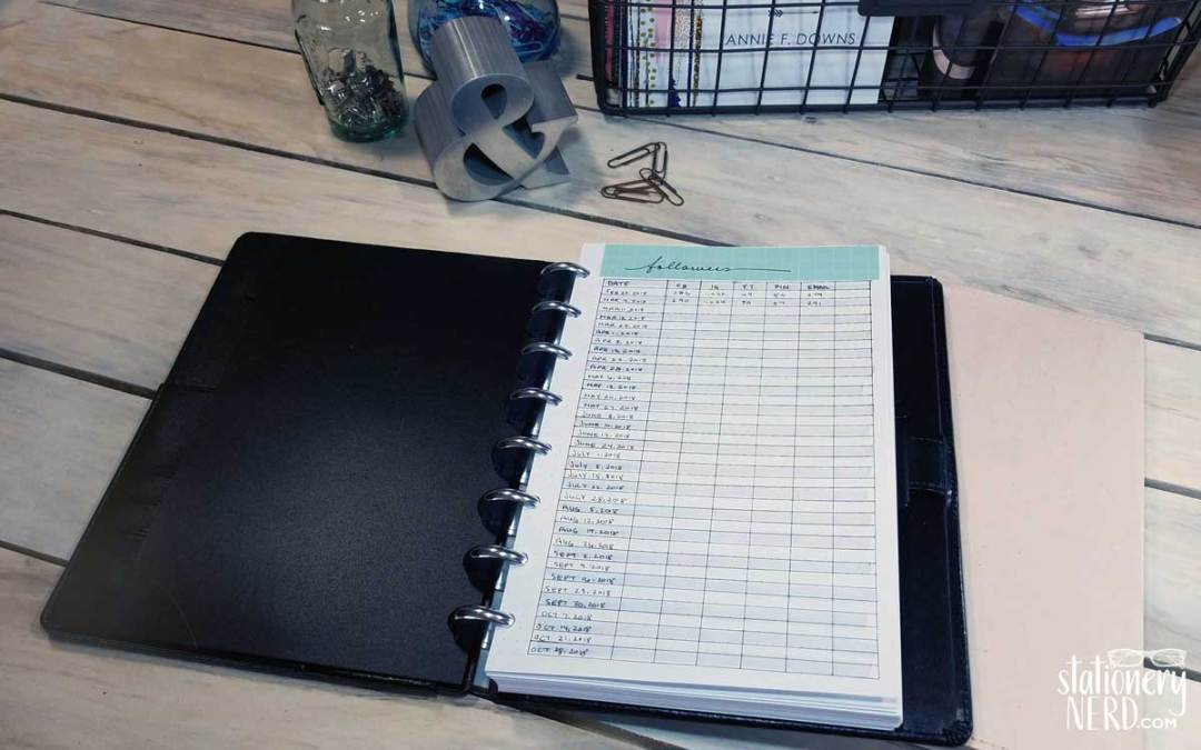 Keeping multiple journals at once - Stationery Nerd