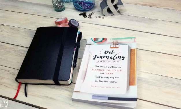 BOOK REVIEW: Dot Journaling by Rachel Wilkerson Miller