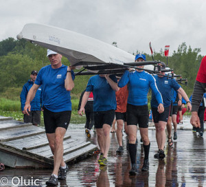 Mens 8 - Canadian Masters