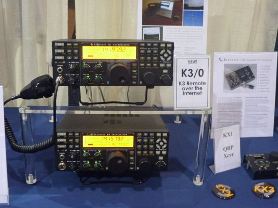 Elecraft Remote Operations - K3/0