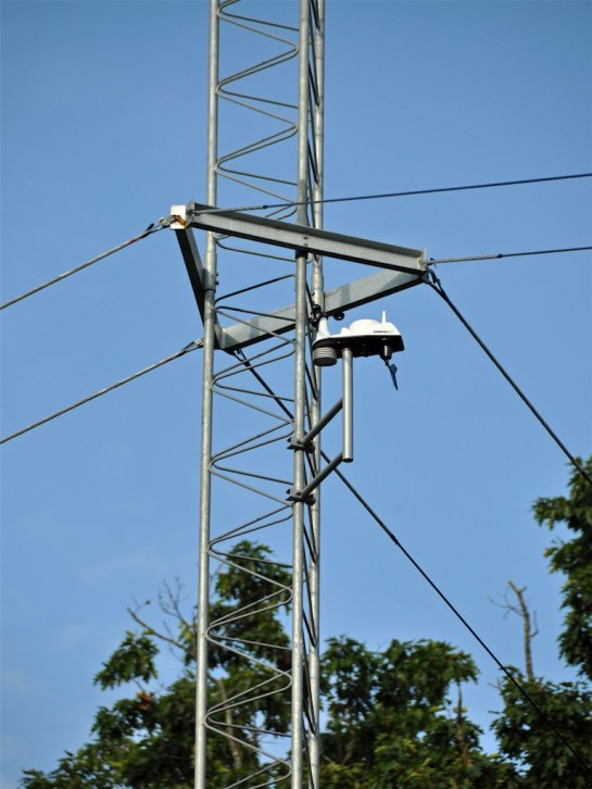 Weather Station at 48 ft