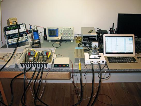 Isolation Measurement Setup