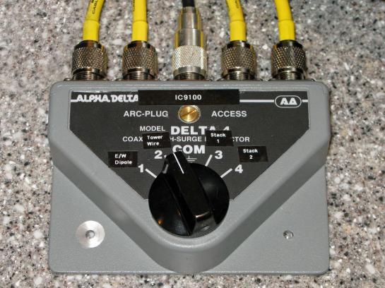 Antenna Switching At Radios
