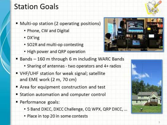 Station Goals