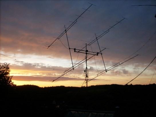 DK5SO 2m EME Antennas