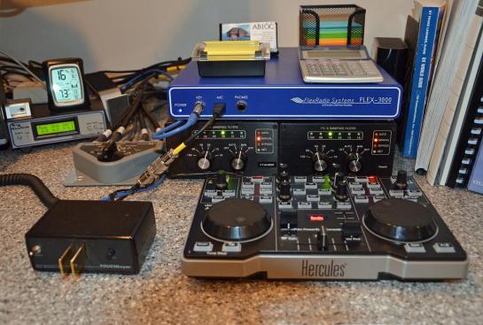 Flex-3000 Hardware And DJ Console
