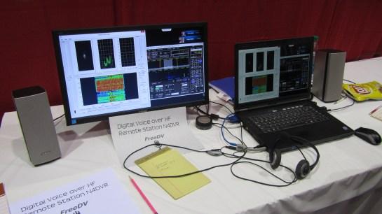 FreeDV Software - HF Digital Voice