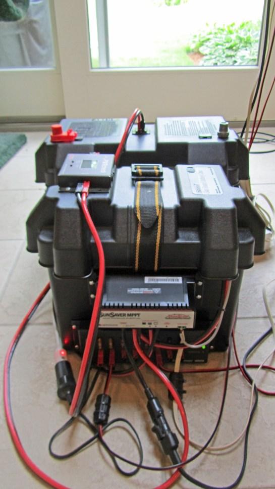 Digital Station Battery Power