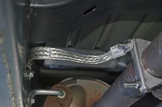 Exhaust Bonding