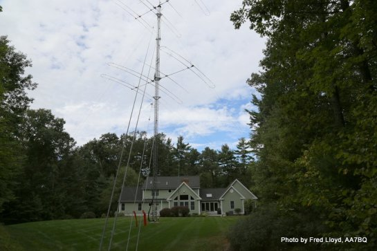 Our Tower and Antennas