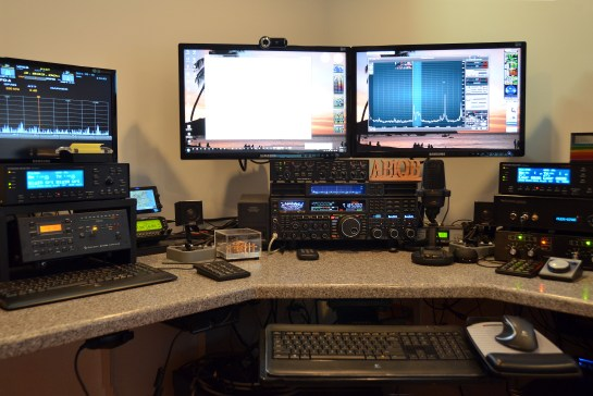 microHAM Gear At Second Operating Position