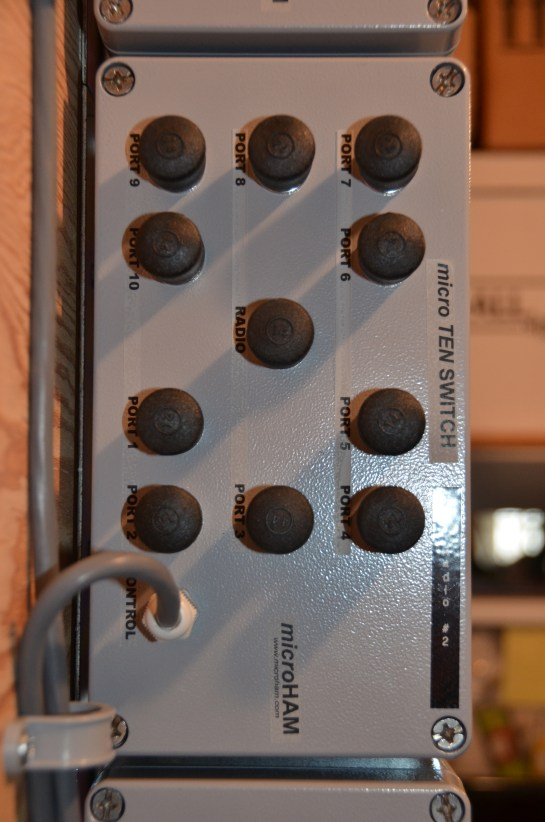 microHAM Ten Switch