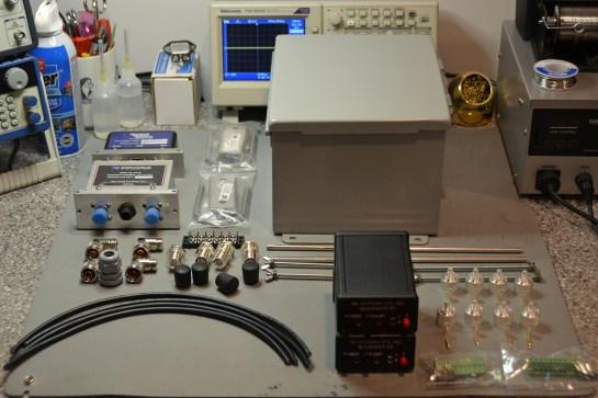 Preamp System Component