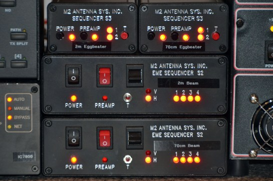 Preamp Sequencers