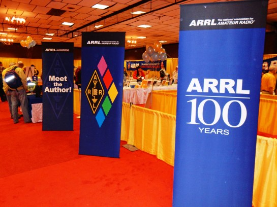 ARRL Display At Dayton 2014